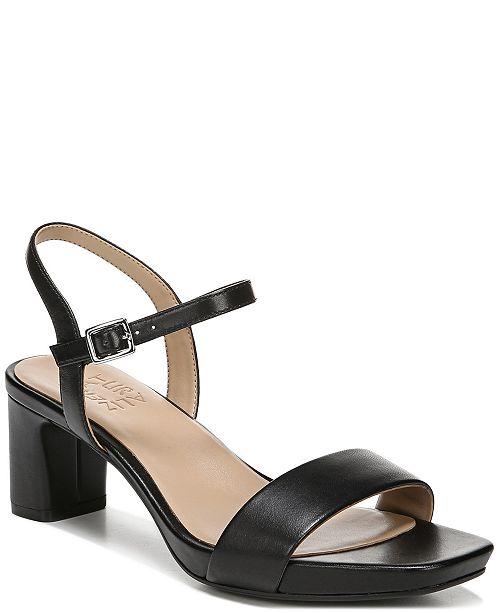 Naturalizer Ivy Ankle Strap Sandals