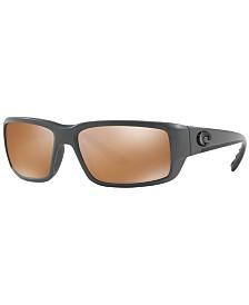 Costa Del Mar Polarized Sunglasses, CDM FANTAIL 59