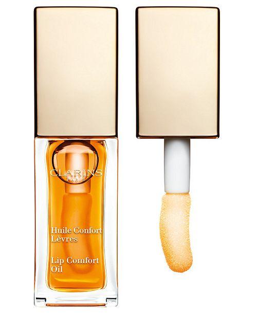 Clarins Lip Comfort Oil, 0.1 oz.