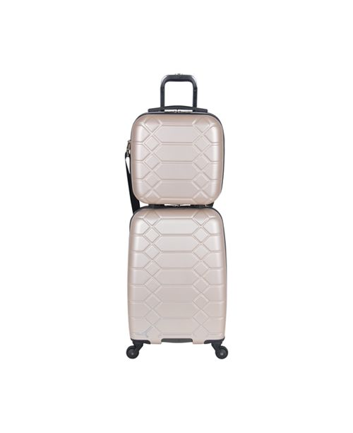 cc9d5ed22 Aimee Kestenberg Diamond 2-PC Carry-On Luggage Set & Reviews ...