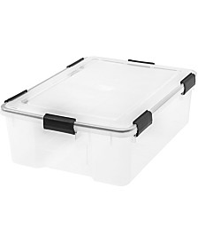 Iris 41 Quart Weather tight Storage Box