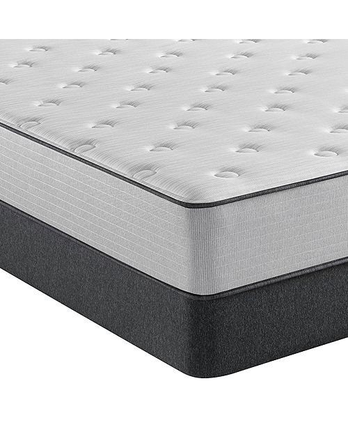 "Beautyrest BR-800 12"" Medium Firm Mattress Set - Queen"