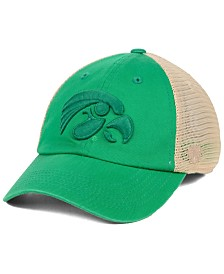 Top of the World Iowa Hawkeyes Snog St. Paddys Adjustable Cap