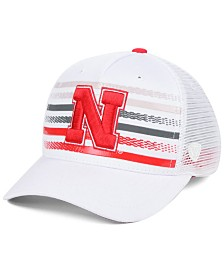 Top of the World Nebraska Cornhuskers Tranquil Trucker Cap