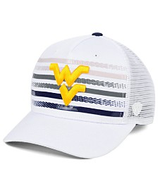 Top of the World West Virginia Mountaineers Tranquil Trucker Cap