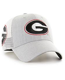 Georgia Bulldogs Grantview Contender Flex Stretch Fitted Cap
