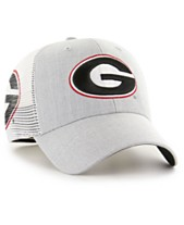 a7f6545daae  47 Brand Georgia Bulldogs Grantview Contender Flex Stretch Fitted Cap