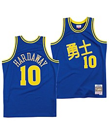 Men's Tim Hardaway Golden State Warriors Chinese New Year Swingman Jersey