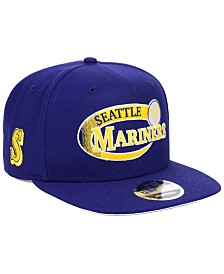 New Era Seattle Mariners Swoop 9FIFTY Snapback Cap
