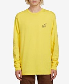 Volcom Lopez Web Long Sleeve Tee