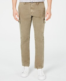 Michael Kors Men's Hollywood Twill Cargo Pants