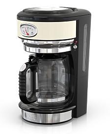 Russell Hobbs 8-Cup Retro Coffeemaker