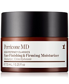 Receive a FREE High Potency Moisturizer with $60 purchase!