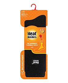 Men's Lite Solid Thermal Socks