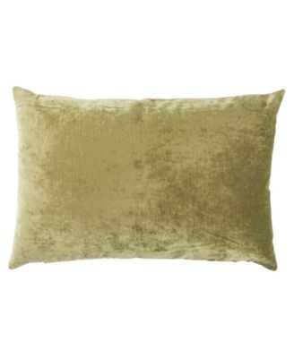 Luxe Solid Down Throw Pillow 16