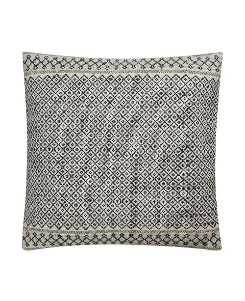 "Jaipur Living Mariscopa Trellis Throw Pillow 18"" Collection"