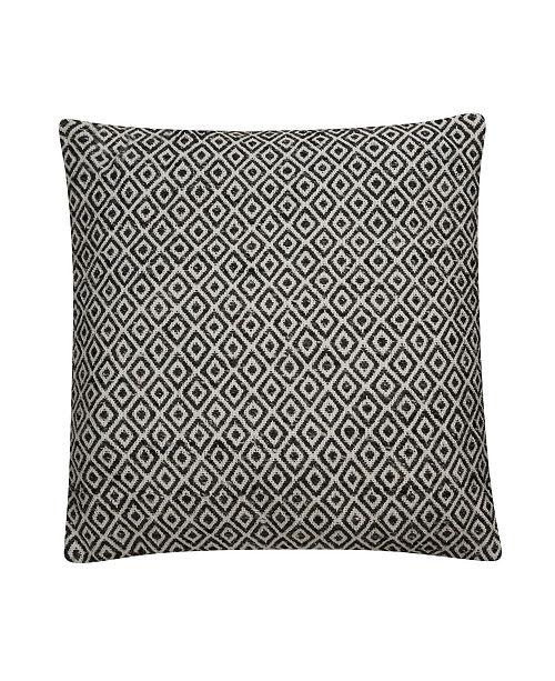 "Jaipur Living Estes Geometric Poly Throw Pillow 22"""