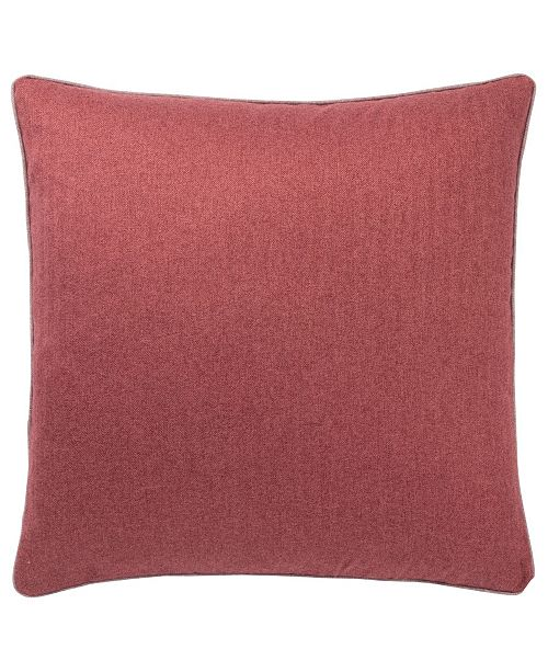 """Jaipur Living Rollins Solid Poly Throw Pillow 22"""""""