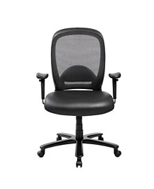 Techni Mobili Comfy Office Computer Chair, Quick Ship