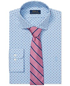 Polo Ralph Lauren Men's Cotton Dress Shirt