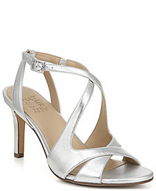 Naturalizer Klein Ankle Strap Sandals