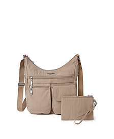 Baggallini Women's Everywhere Crossbody
