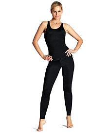 InstantFigure Compression Pantsuit Bodyshaper, Online Only