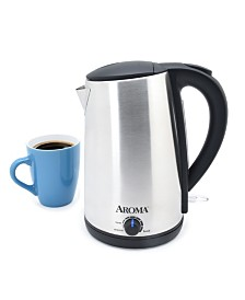 Aroma 1.7L / 7-Cup Dial Electric Kettle