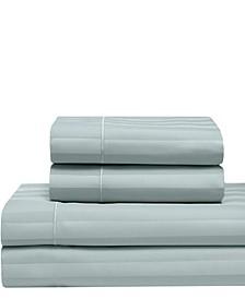 Satin Cooling Cotton Full Sheet Set