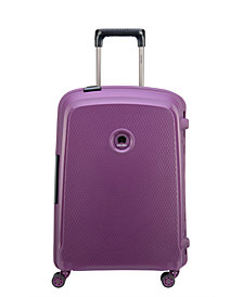 """CLOSEOUT! Delsey Belfort DLX 20"""" Carry-On Spinner Suitcase"""