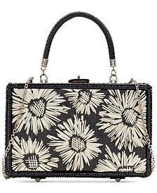 Patricia Nash Lamezia Sunflower Box Bag