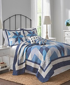 Nostalgia Home Nathan Twin Quilt