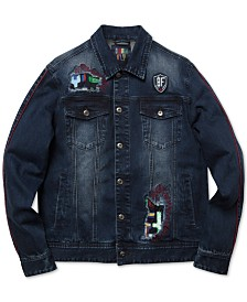 Born Fly Men's Duralee Denim Jacket