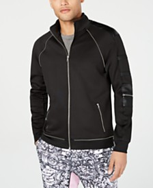 I.N.C. Men's Nation Knit Jacket, Created for Macy's
