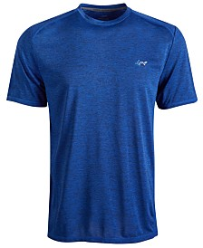 Attack Life by Greg Norman Men's Heathered Performance T-Shirt
