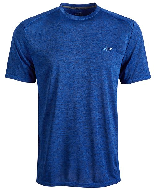 Greg Norman Men's Heathered Performance T-Shirt