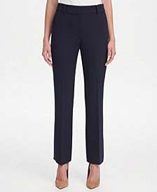 Tommy Hilfiger Sutton Boot-Leg Trousers
