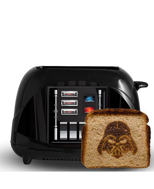 Uncanny Brands Star Wars Darth Vader Empire Toaster