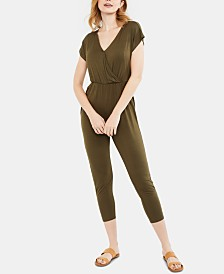 Motherhood Maternity Nursing Jumpsuit