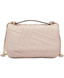 DKNY Allen Flap Crossbody, Created for Macy's