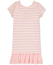 Polo Ralph Lauren Big Girls Cotton Jersey T-Shirt Dress