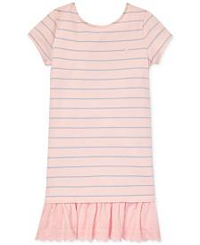 Polo Ralph Lauren Big Girls Cotton Jersey T-Shirt Dress