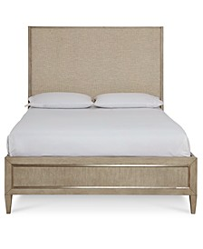 Sutton Place Upholstered California King Bed, Created for Macy's