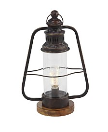 Two S Company Carthage Large Pierced Covered Lantern Reviews Home Macy S