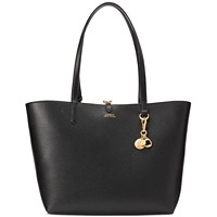 Lauren Ralph Lauren Merrimack Reversible Tote Handbags (Multi Color)