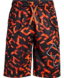 Boy's Renegade 2.0 Printed Shorts