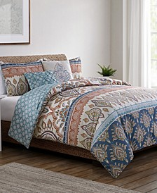 Madison 5 Piece Full/Queen Comforter Set