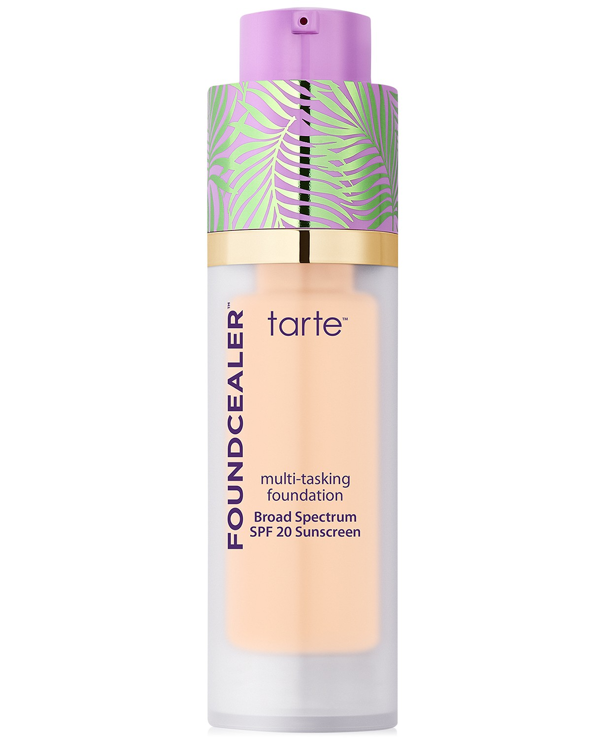 Tarte Babassu Foundcealer? Skincare Foundation Broad Spectrum SPF 20