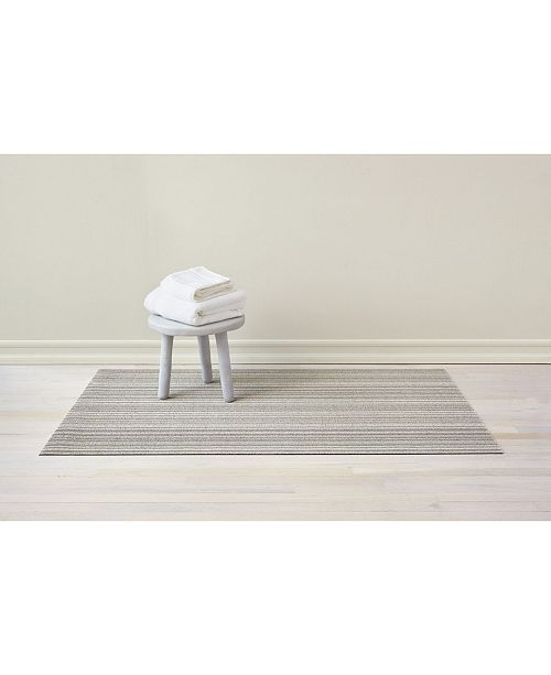 Chilewich Skinny Stripe Big Floor Mat 36 Quot X 60 Quot Amp Reviews