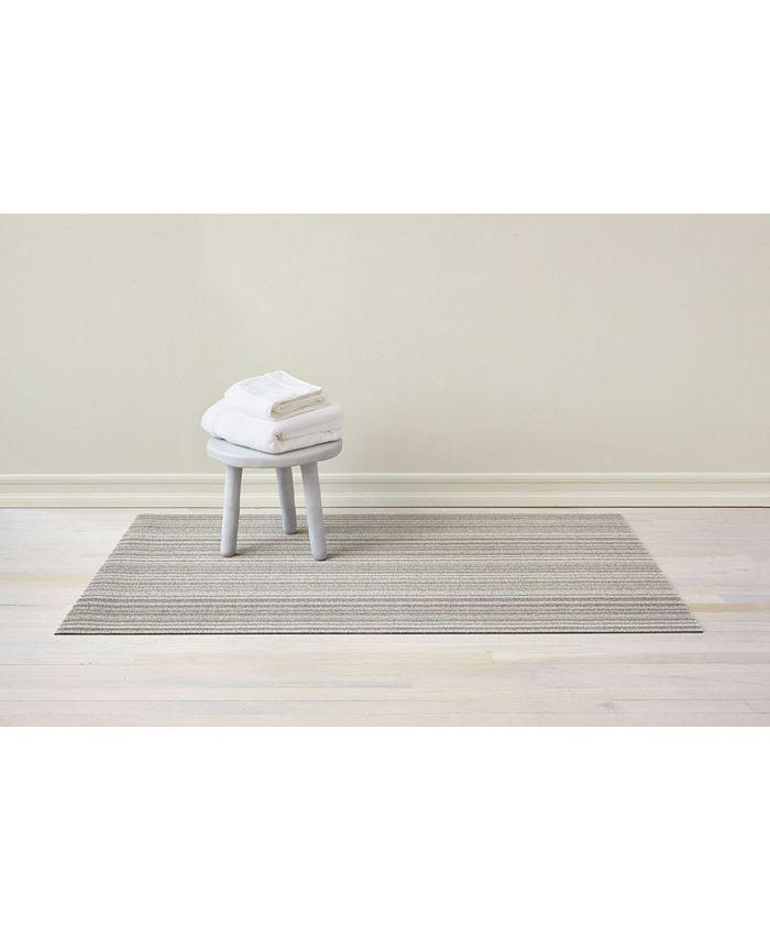 "Chilewich - Skinny Stripe Big Floor Mat, 36"" x 60"""